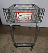 Тележка Wanzl для инвалидов-колясочников покупательская тележка торговая тележка б/у, фото 5