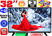 "Распродажа! ХИТ! Телевизоры Samsung SmartTV 32"",LED, IPTV, T2,WIFI,USB,КОРЕЯ"