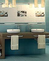Плитка для ванной Olivia blue Cersanit Оливия 25*40 Церсанит, фото 1