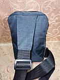Барсетка off white слинг на грудь/Cумка спортивные для через плечо (только ОПТ), фото 4