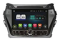 СКИДКА 1500грн Штатная магнитола Incar TSA-2483A9  Hyundai Santa Fe 2013+ (IX-45) Android