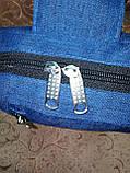 Барсетка off white слинг на грудь/Cумка спортивные для через плечо (только ОПТ), фото 7