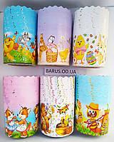 Бумажные формы для выпечки оптом 110*85  Сказочные персонажи
