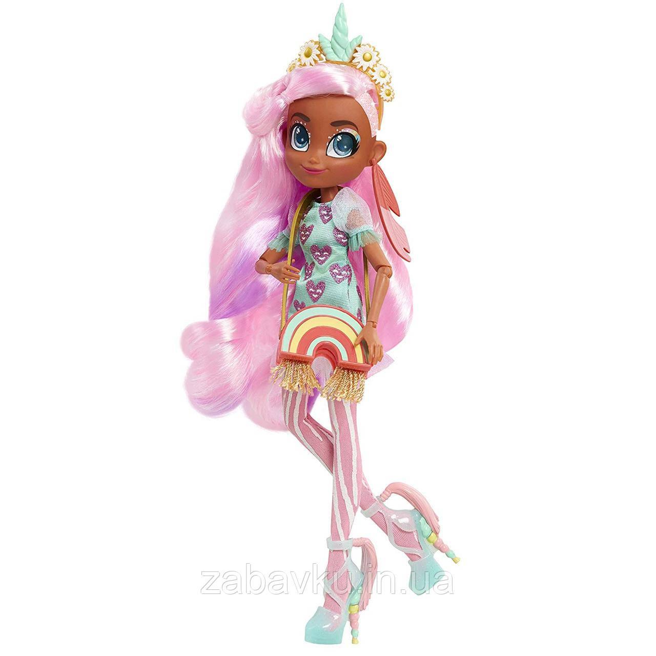 Велика лялька Хердораблс Віллоу Hairdorables Hairmazing Doll - Willow