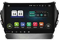СКИДКА 1500грн Штатная магнитола Incar TSA-2484A8/9  Hyundai Santa Fe 2013+ (IX-45) Android