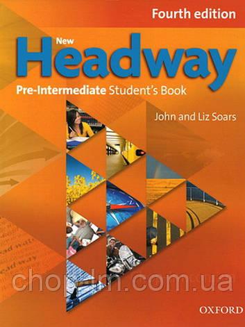 New Headway Pre-Intermediate Fourth Edition Student's Book (учебник, 4-е издание), фото 2