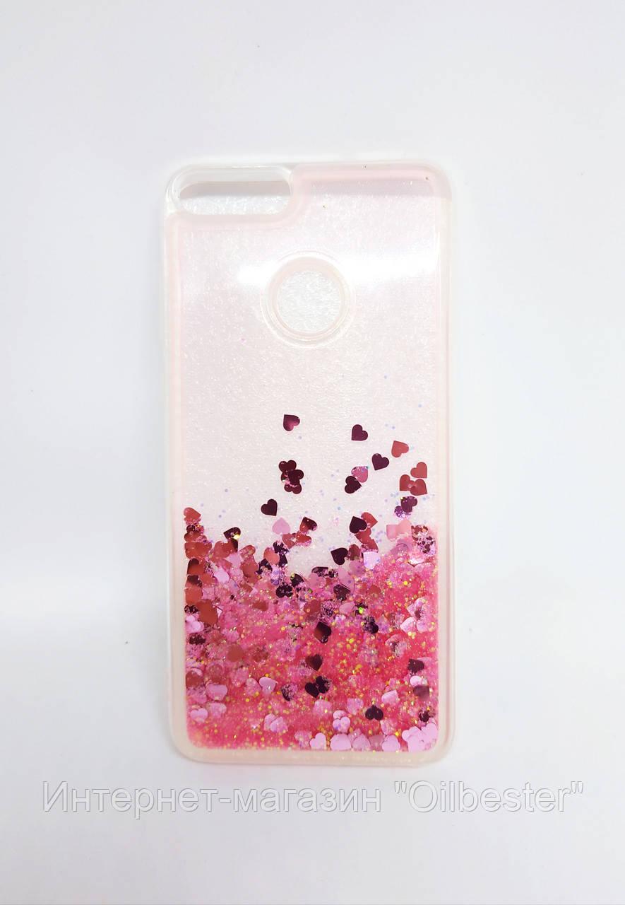 Чехол для Iphone 6 S c блестками