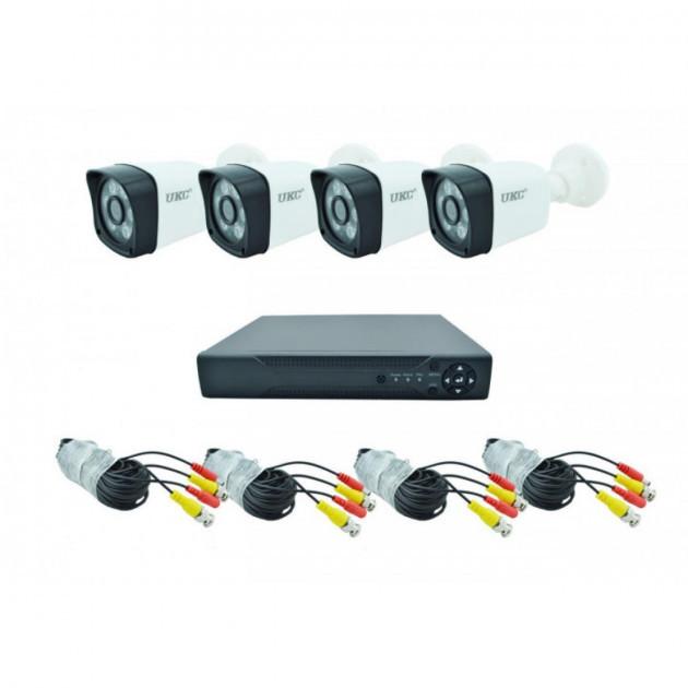 Реєстр.+ Камери DVR KIT CAD D001 2mp\4ch