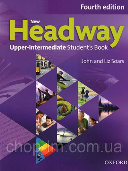 New Headway Upper-Intermediate Fourth Edition Student's Book (учебник, 4-е издание)