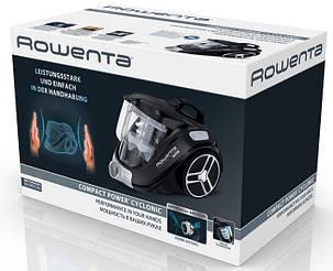 Пылесос безмешковый Rowenta Compact Power Cyclonic RO3785EA, фото 2