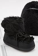 Зимние сапоги с мехом без каблука. Черного, серого и бежевого цветов. Размеры по цветам есть в описании