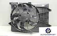 Диффузор (вентилятор) радиатора охлаждения 2016- Kia Sportage 2016-2020 (QL)