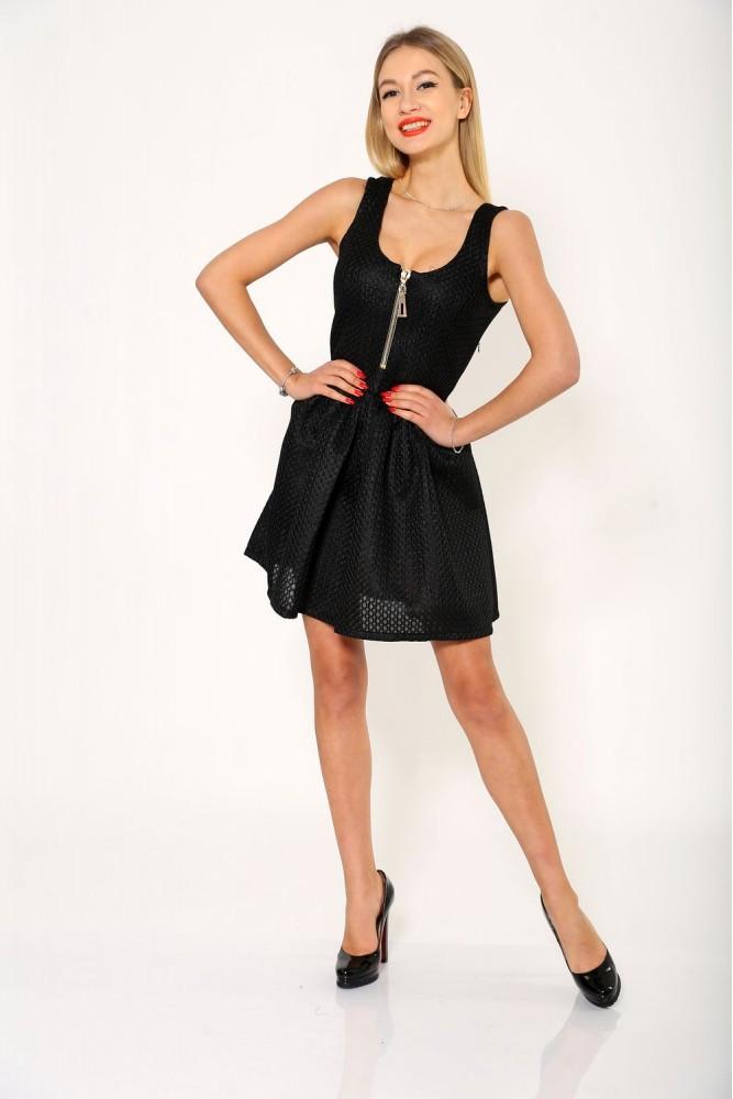 Платье женское цвет Черный размер M