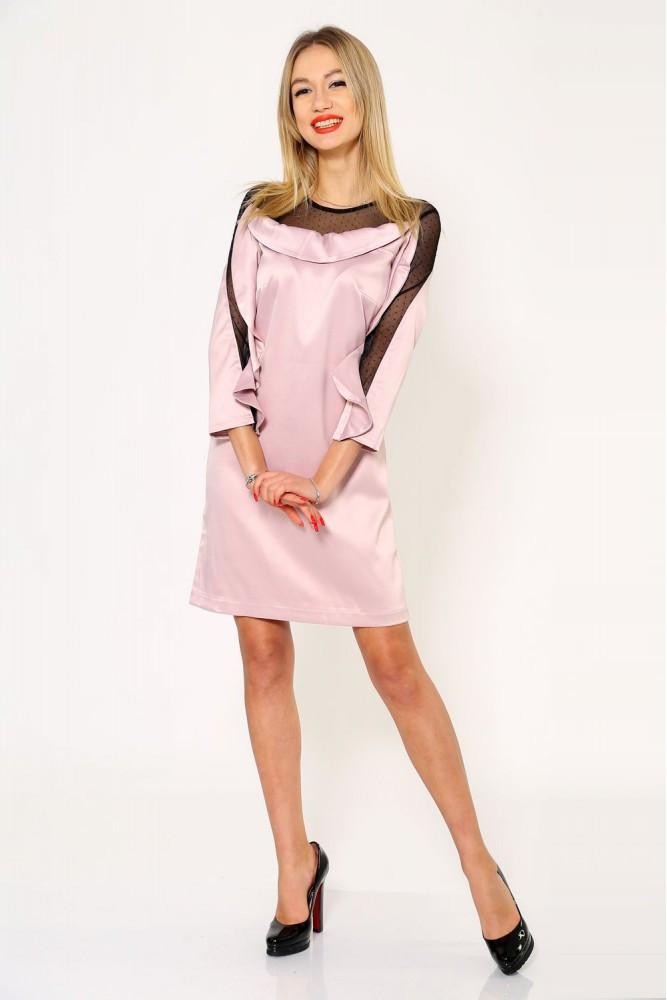 Платье женское цвет Розовый