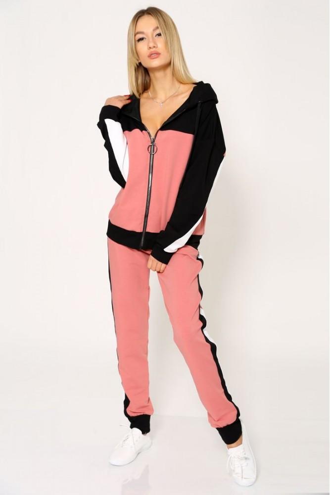Спорт костюм женский цвет Пудровый