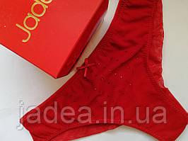 Трусики бразилианы Jadea 6808 rosso