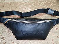 Женская сумка на пояс TOMMY HILFIGER искусств кожа только оптом, фото 1