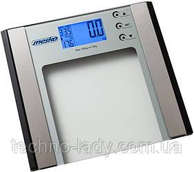 Весы напольные электронные Mesko MS 8146 с анализатором