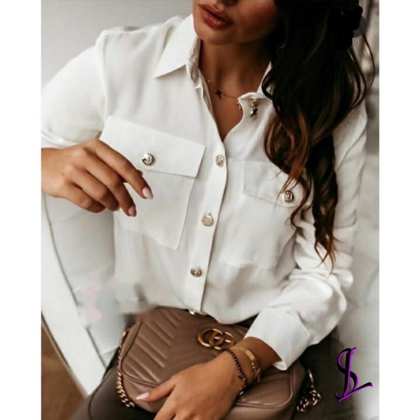 Рубашка женская белая, 42-54, 46-48, 50-52, 54-56, 58-60
