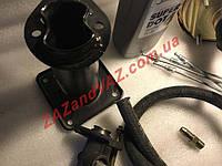 Вакуумная система усилителя тормозов (вакуумник) Таврия 1102 Славута 1103 полный, фото 1