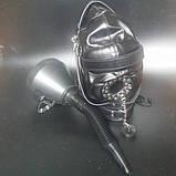 Черная маска для принудительный орошения рта, фото 2