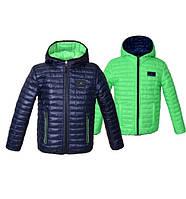 Демисезоные куртки для мальчик...