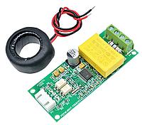 Модуль вольтметр/амперметр AC 80-260В 0-100А