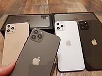 РЕАЛЬНЫЕ ФОТО! Iphone 11 Pro MAX Apple Корейсакая копия 128Гб  2sim карты +5D стекло в подарок Гарантия 12 мес