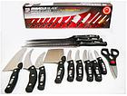 Набор профессиональных кухонных ножей Miracle Blade World Class 13 предметов  | Набор ножей, фото 2