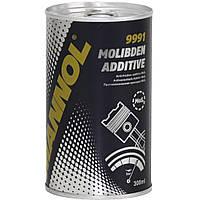Присадка в двигатель Mannol 9991 Molibden Additive с молибденом 300 мл