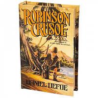 Книги сейф с кодовым замком Robinson Crusoe 26 см, фото 1
