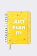 Планер Just plan it (желтый), фото 1