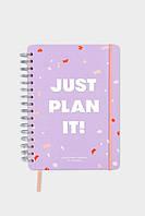 Планер Just plan it (Сиреневый), фото 1