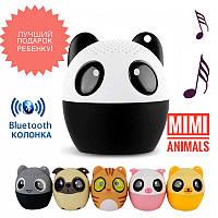 Mimi Animals Портативная колонка Bluetooth с героями животных Нравится всем детям Лучший подарок!