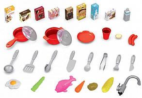 Игровой набор Кухня с водой 49 предметов 922-48A, фото 2