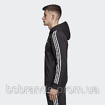 Мужская толстовка adidas Essentials 3-Stripes DQ3102 (2020/1), фото 3