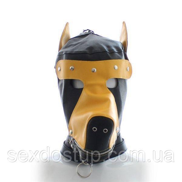 Маска на голову Doggy