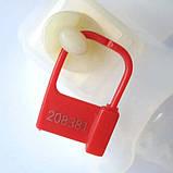 Пластиковые замочки 10 шт., фото 3