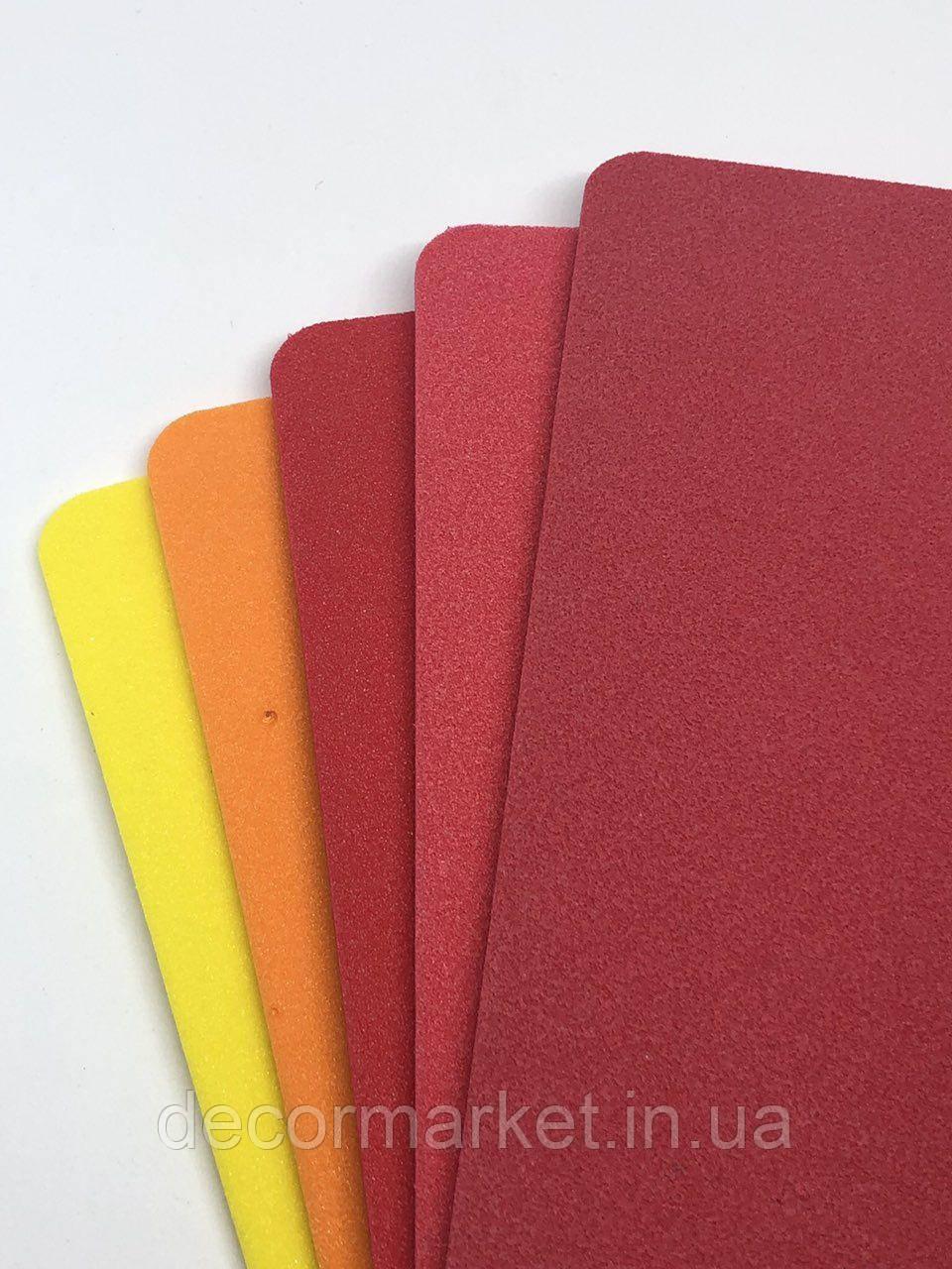 Фоамиран ЕВА 2мм красный лист 1,50х1м
