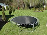 Усиленный батут детский Kidigo диаметр 244см до 120кг, фото 2