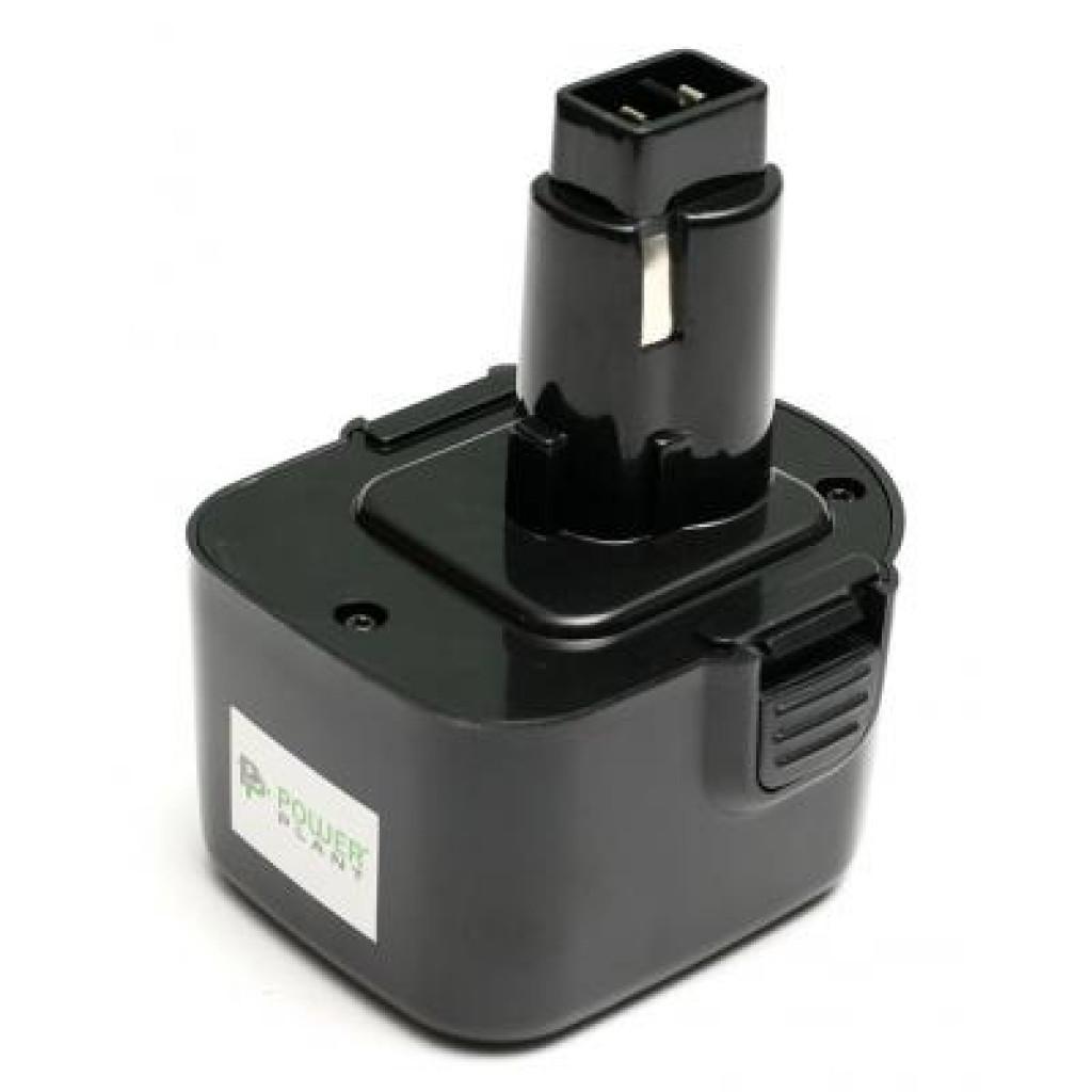 Аккумулятор к электроинструменту PowerPlant для DeWALT GD-DE-12 12V 2.5Ah NIMH(DE9074) (DV00PT0034)