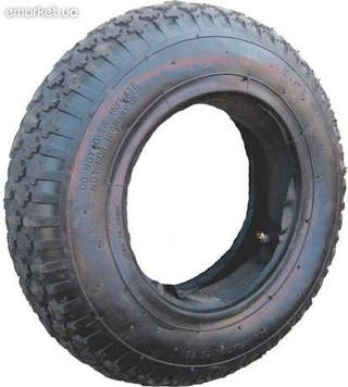 Покрышка и камера 3.50 - 8 best tyre