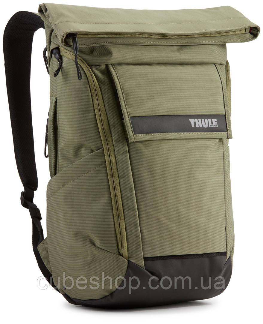 Городской рюкзак с отделение для ноутбука Thule Paramount Backpack 24L Olivine (оливковый)