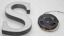 Світлодіодна стрічка S-форми 7.2Вт 12вольт 700лм 3D-2835-60-12-IP33 S-TYPE