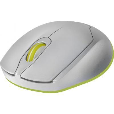 Мишка Defender Genesis MB-865 White-Green (52867)