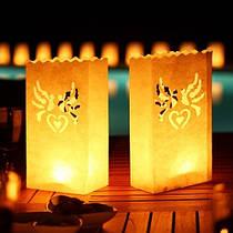 Светящиеся пакеты, романтическое освещение