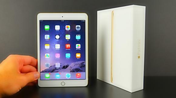 Новый 7,9-дюймовый планшет iPad mini 4 New 7.9-inch iPad mini 4