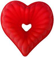 Форма для выпечки Empire - 260 x 265 x 85 мм, сердце