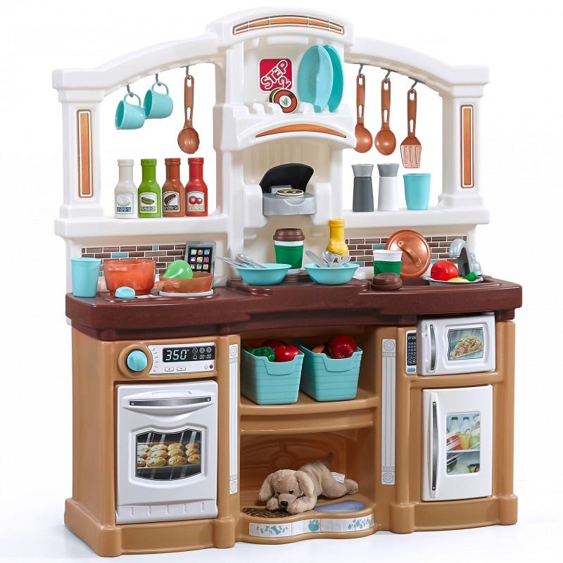 Кухня игровая со звуками Step2 488599