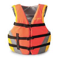 69680 Жилет для плавания с пенопластовыми вставками, от 23 до 41 кг